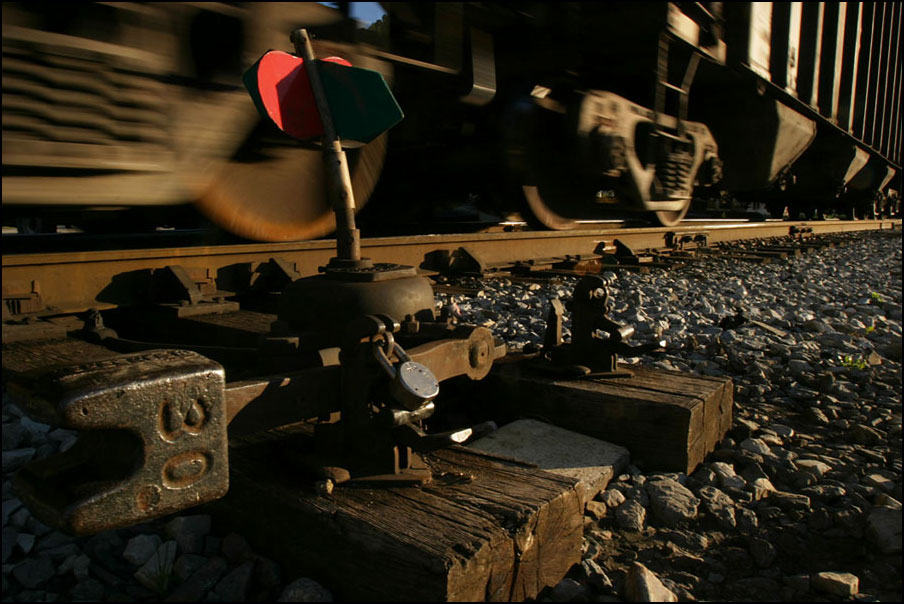 The photographers railroad page